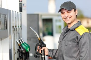 Frentista de Postos de Combustíveis