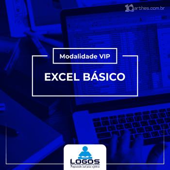Excel Básico – Modalidade VIP