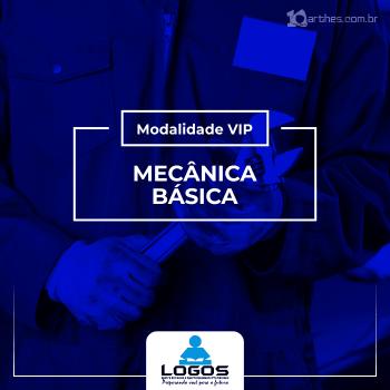 Mecânica Básica – Modalidade VIP