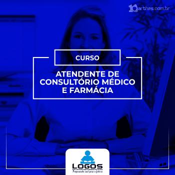 Atendente de Consultório Médico e Farmácia