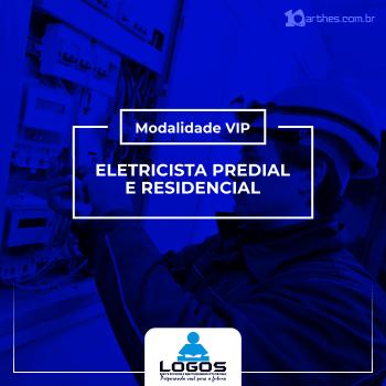 Eletricista Predial e Residencial – Modalidade VIP