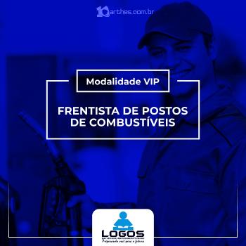 Frentista – Modalidade VIP