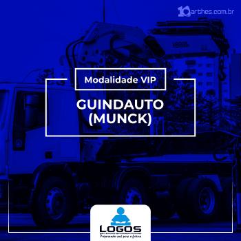 Guindauto (Munck) – Modalidade VIP
