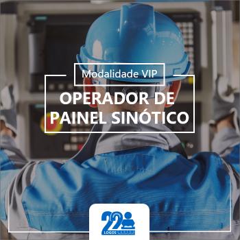 Operador de Painel Sinótico